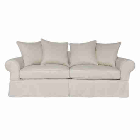 Brighton Roll 3 Seater Sofa